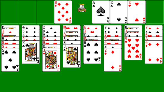 Classic FreeCell - náhled