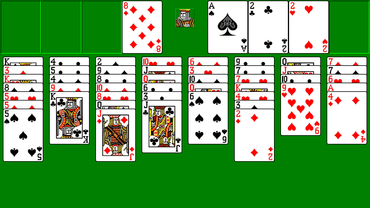 Classic Solitaire For PC Free Download Windows 7810