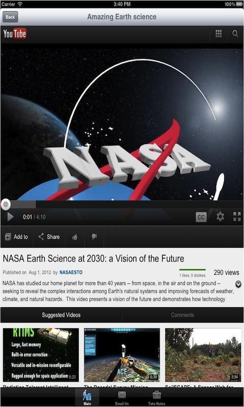MS Earth Science Buddy- screenshot