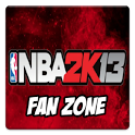 NBA 2K13 Fan Zone icon