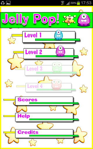 Jelly Pop Action Game PRO
