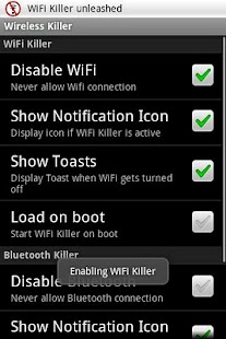 Wireless Killer- screenshot thumbnail