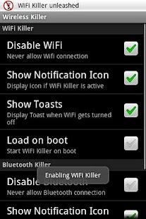 Wireless Killer - screenshot thumbnail
