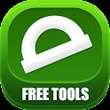 FREE Tools:Protractor logo