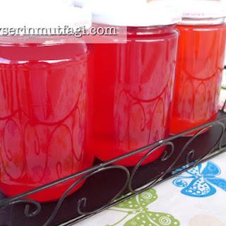 Canned Cornelian Cherry Juice