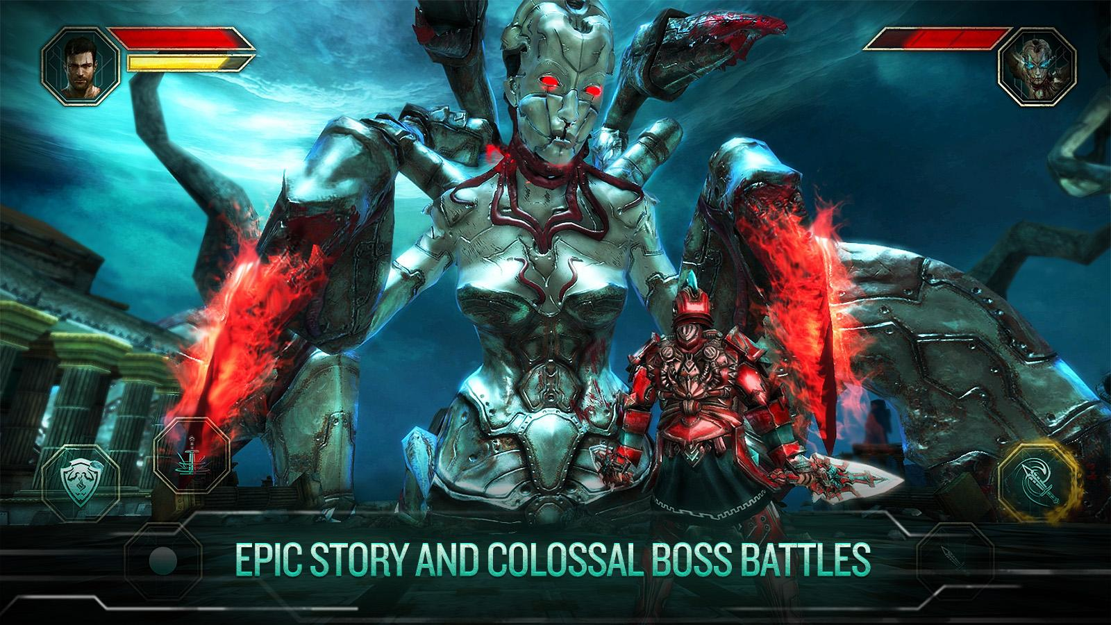 Godfire: Rise of Prometheus- screenshot
