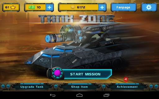 Tank Zone Hero - T90
