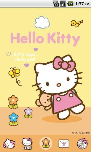 ibon mart-[Hello Kitty]蘋果樂園摺疊後背包-粉紅KT00Q13PK、流行包袋 / 書包、Hello Kitty / 三麗鷗、卡通肖像館