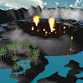 Durovis Dive Volcano VR Demo