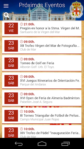 Feria de Almería 2014