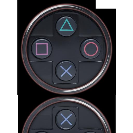 Configuração de joystick do PS3 (Sixaxis Dual Shock)