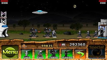 Screenshot of The Wars