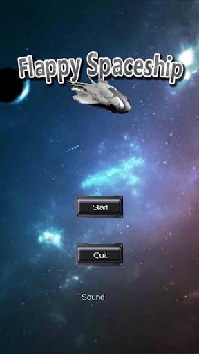 Flappy Spaceship