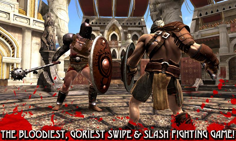 BLOOD & GLORY (NR)- screenshot