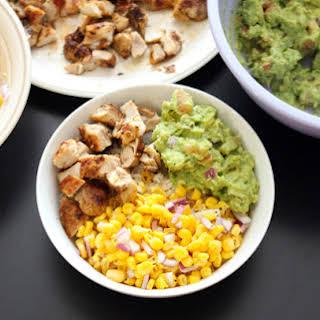Burrito Bowls.