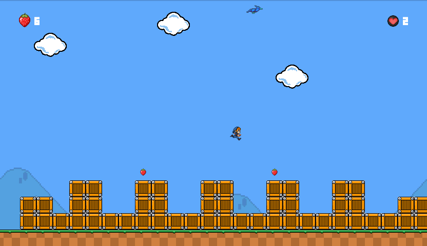 Super Bansky Run - screenshot