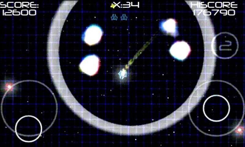 AttackWave ( Space Shooter ) - screenshot