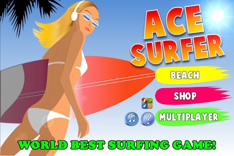 Ace Surfer