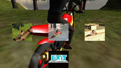 Hill Climb Moto Rider