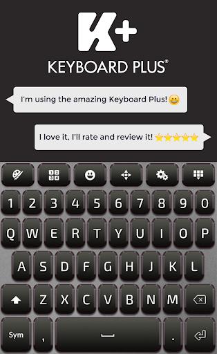 太いキーボード