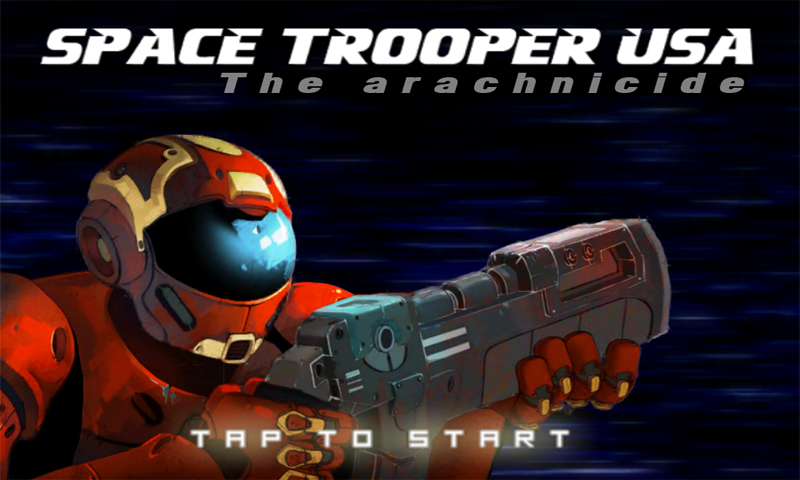 Space Trooper USA - screenshot