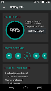 Battery Widget Reborn - screenshot thumbnail