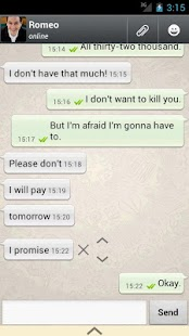 Whatsaid - Whatsapp Prank - screenshot thumbnail