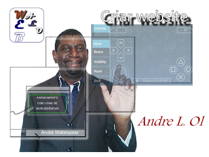 Andre Webmaster- screenshot thumbnail