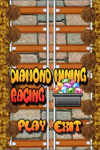 Diamond Mining Racing