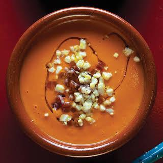 Salmorejo (Spanish Chilled Tomato Soup).