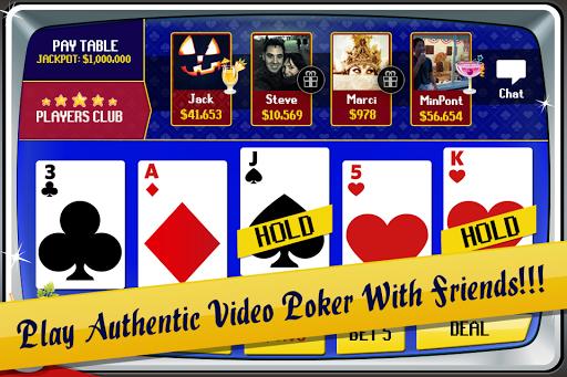 Video Poker™ Live Casino