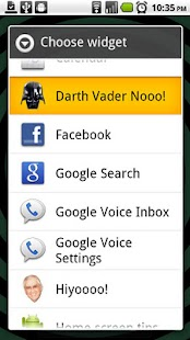 "Darth Vader ""Noooo!""- screenshot thumbnail"