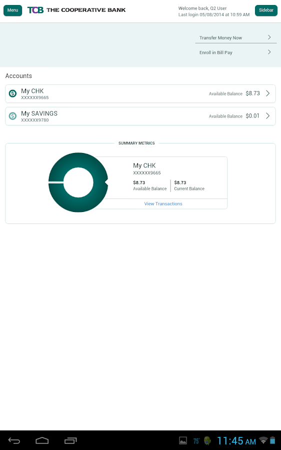 how to create a secure mobile app for banking