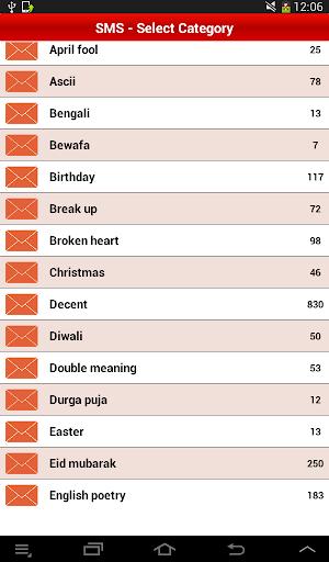 【免費社交App】SMS Messages Collection 50000+-APP點子