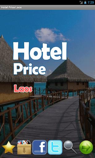Hotel Price Laos