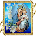 3D Virgin Mary Live Wallpaper