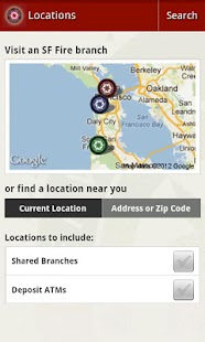 SF Fire CU Mobile Banking - screenshot thumbnail