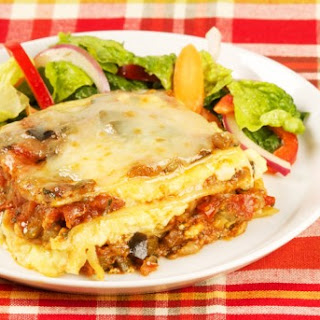 Vegetarian Lasagna CBC Best Recipes Ever.