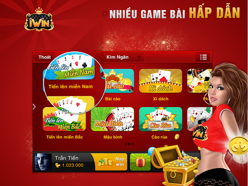 iWin - Game Danh Bai Online