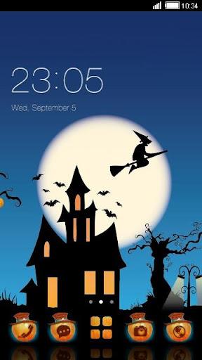 Happy Halloween Evening Theme