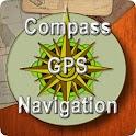 Compass GPS Navigator logo
