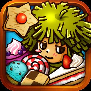 魔法の森のキャンディーパズル