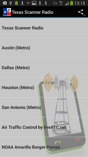 Scanner Radio Texas FREE