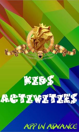 Kids Activities Education Free