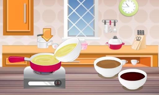 復活節曲奇 - 烹飪遊戲