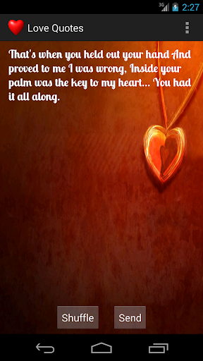 Love Quotes SMS