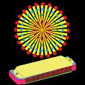 Fireworks Harmonica icon