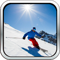 Ski HD Live Wallpaper icon