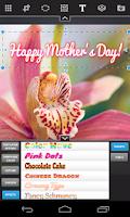 Screenshot of KoolrPix - I Love You Mom