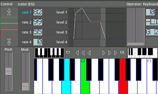 FM Synthesizer [SynprezFM II] - screenshot thumbnail